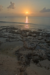 Sunset on Cozumel|158