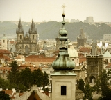 A Trip To Prague - Skyline|293